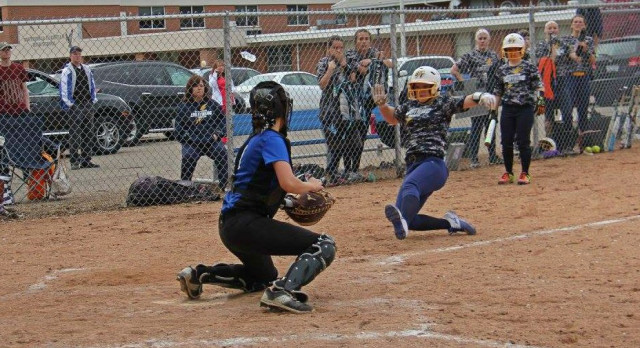 Southfield Christian High School Varsity Softball beat Strong Tower 10-6