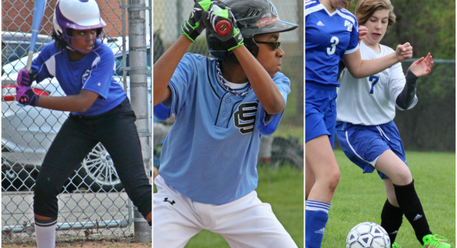 Middle School Spring Sports Recap