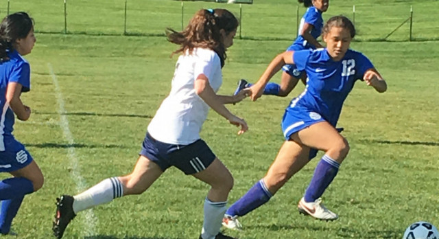 Southfield Christian High School Girls Varsity Soccer beat Frankel Jewish Academy 6-5