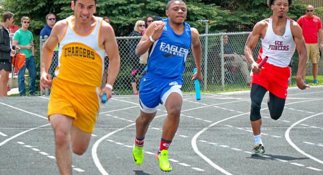 Southfield Christian High School Boys Varsity Track finishes 4th place