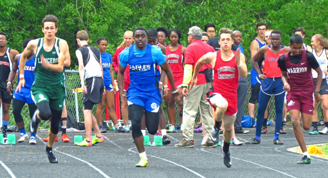 Southfield Christian High School Boys Varsity Track finishes 7th place
