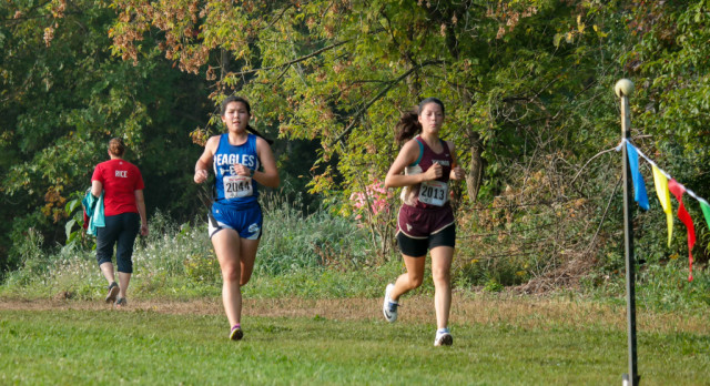 Southfield Christian High School Girls Varsity Cross Country finishes 10th place