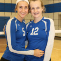 JV Volleyball Pics vs. LNW