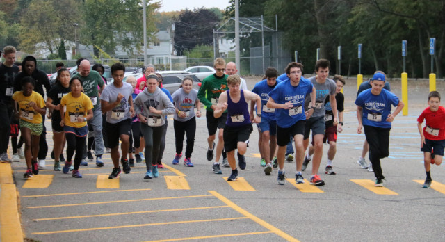 5th Annual Homecoming 5 K Results
