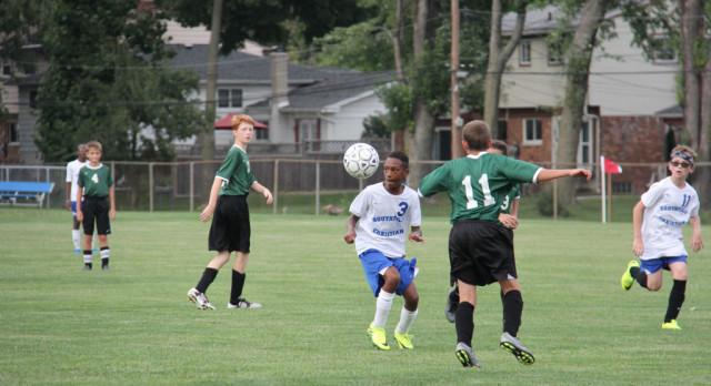 Middle School Fall Sports Recap