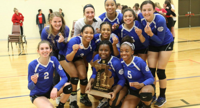 Volleyball Defeats Parkway Christian 3-1 For Regional Title