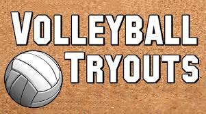Middle School Volleyball Tryouts – First Week