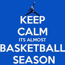 Basketball Season Is Starting