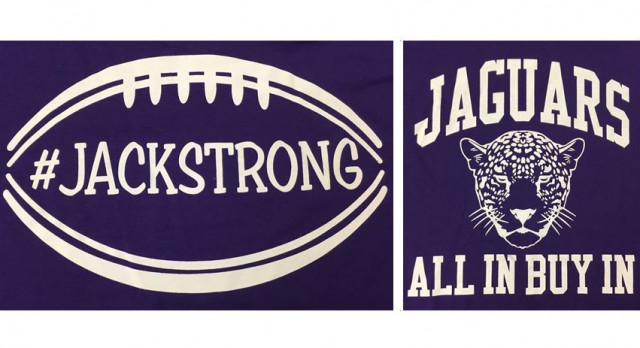 #JackStrong Shirts Now Available