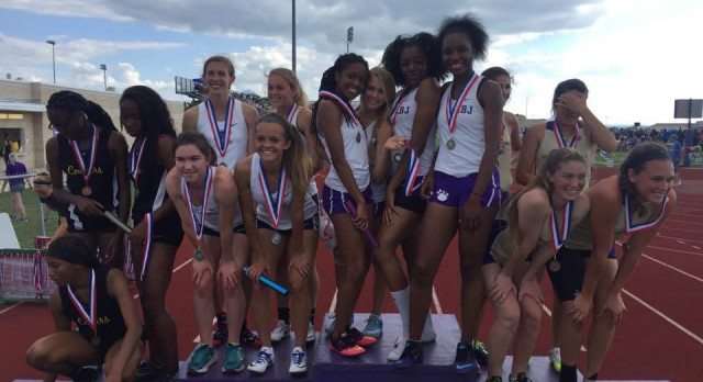 Boys & Girls Finish Runner-Up at Area