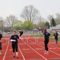 Central Middle School Track Teams