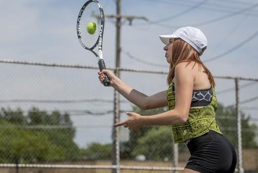 Gilbert Earns Spot On 2016 All-Blue Water Area Girls Tennis Team