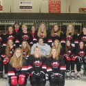 Lady Prowlers Ice Hockey