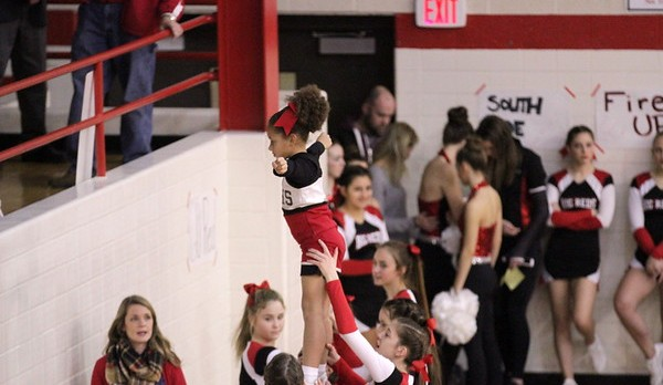 BIG RED Cheer Clinic Kindergarten – 5th Grade Headed Your Way September 17th