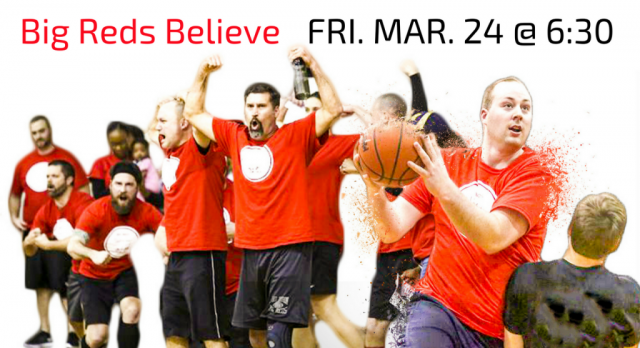 """Don't Miss BIG REDS Believe """"Love For Lana"""" Basketball Fundraiser"""