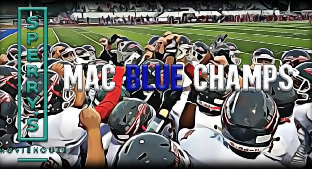 Big Reds Share MAC Blue Championship