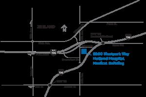 Zeeland Medical Bldg MAP