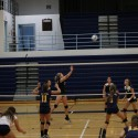 JV Volleyball at South Christian