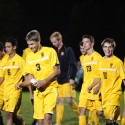 Varsity Soccer vs West- Districts