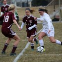 Girls JV Soccer Holland Christian and Holland