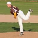 ZE Varsity Baseball DH at Muskegon