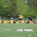 JV Soccer East vs West