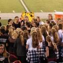 Dance Ensemble at Varsity Football