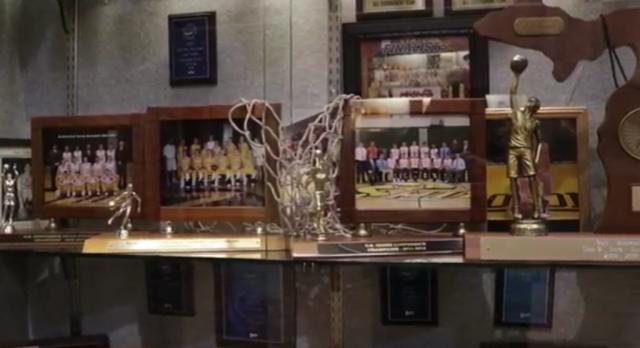 Varsity Boys basketball Hype Video