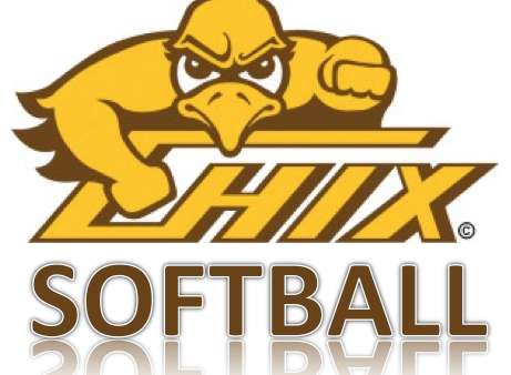 CHIX SOFTBALL LOGO