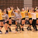 ZE Varsity Volleyball Vs Grandville District Game