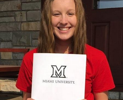 Sophie Riemersma Signs with Miami of Ohio!