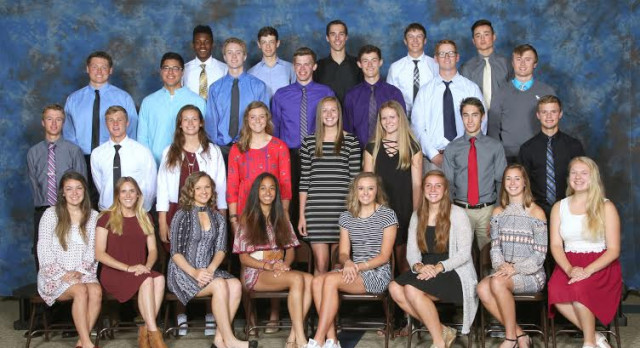 Spring All Conference Athletes!