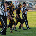 Varsity FB vs Uintah 9/1/17