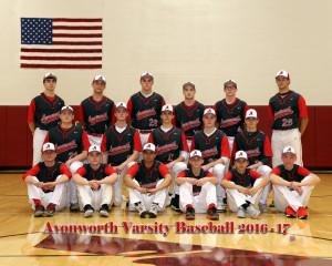Var Baseball 2016-2017