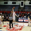 Varsity Boys' Basketball WPIAL Playoff Win