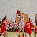 Varsity Girls' Basketball 2015