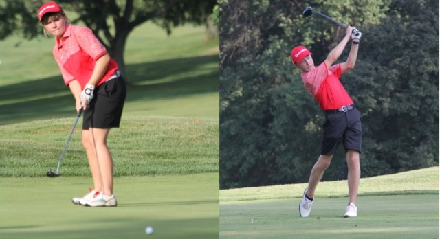 Avonworth Senior High School Coed Varsity Golf beat Winchester Thurston School 252-280
