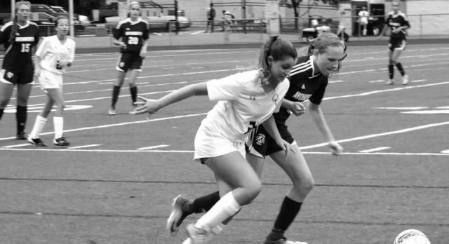 Girls Soccer tie in double-overtime vs QV