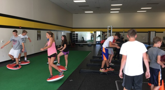 Cross Country at Revolution Physical Therapy