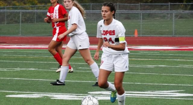 Avonworth Girls Soccer Fights Undefeated Freedom; Varsity Falls 0-2, JV Ties 1-1