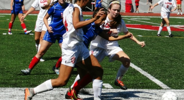 Girls Soccer Wins 1st Round WPIAL Championship Game!