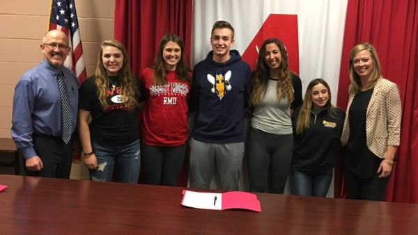 2017 Athletic Signing Day
