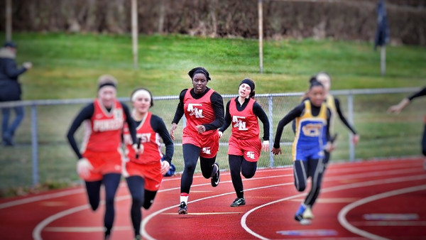 D-7 The Avonworth/Northgate track & field teams competed at the Knoch Relays