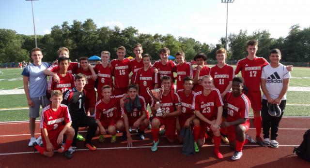 Avonworth Senior High School Boys Varsity Soccer beat Multiple Opponents 6-0