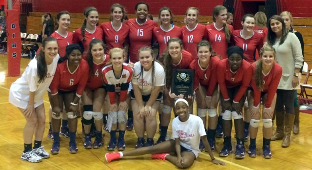 2015 Volleyball Tryouts