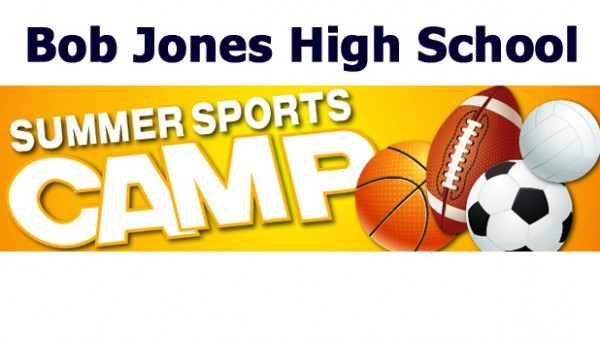 2015 Bob Jones Summer Camps