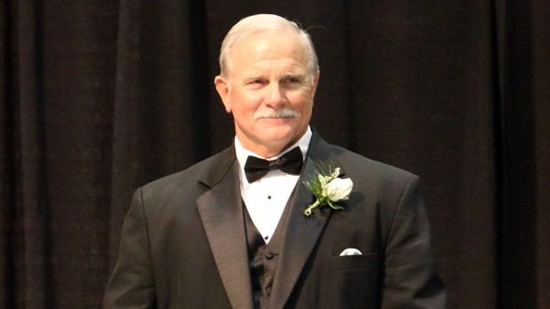 Coach Gaines enters HSV-Madison County Hall of Fame