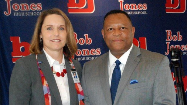 Luther Tiggs is new basketball coach at Bob Jones