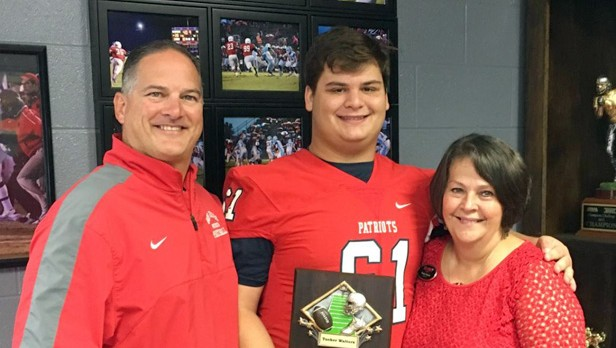 Tucker Walters – Remax Player of the Week against Florence