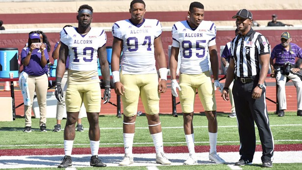 Collins Moore captain at Alcorn State